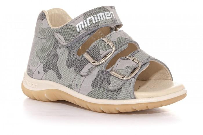 Купить Босоножки и сандалии, Minimen Сандалии Камуфляж 2057