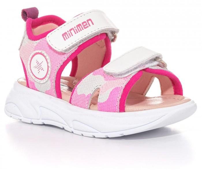 Фото - Босоножки и сандалии Minimen Туфли открытые для девочек 23-2055 туфли redwood f10896amacu523 кожа рыжий