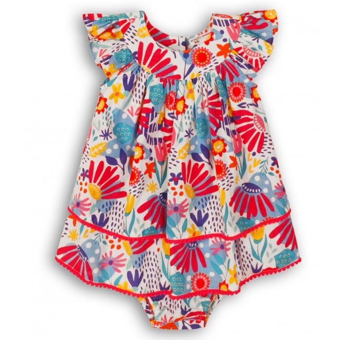 Комплекты детской одежды Minoti Комплект: платье и трусики PARADE5