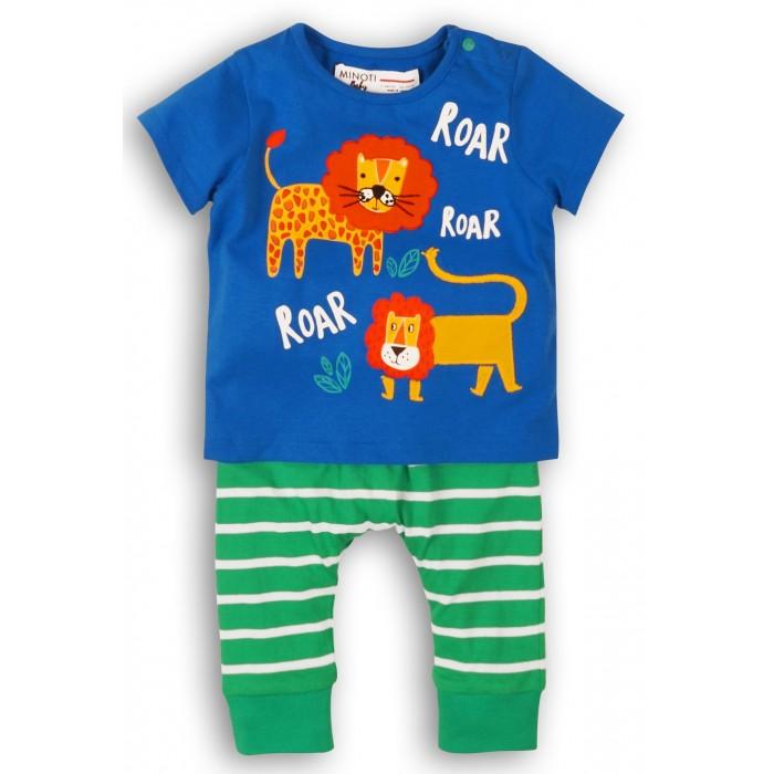 Комплекты детской одежды Minoti Комплект TURTLE6
