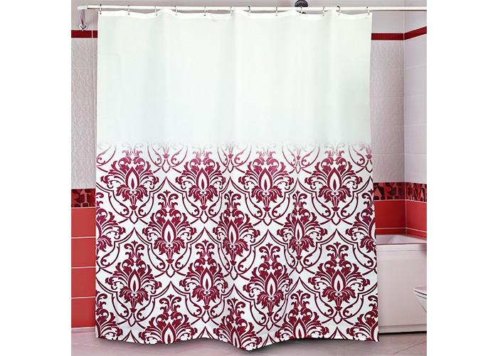 Купить Шторы для ванны, Miranda Шторы для ванн полиэстер Alina 180х200 см