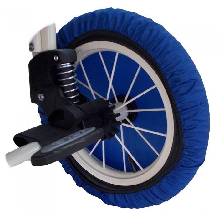 Аксессуары для колясок Мирти Чехлы на колеса универсальные аксессуар