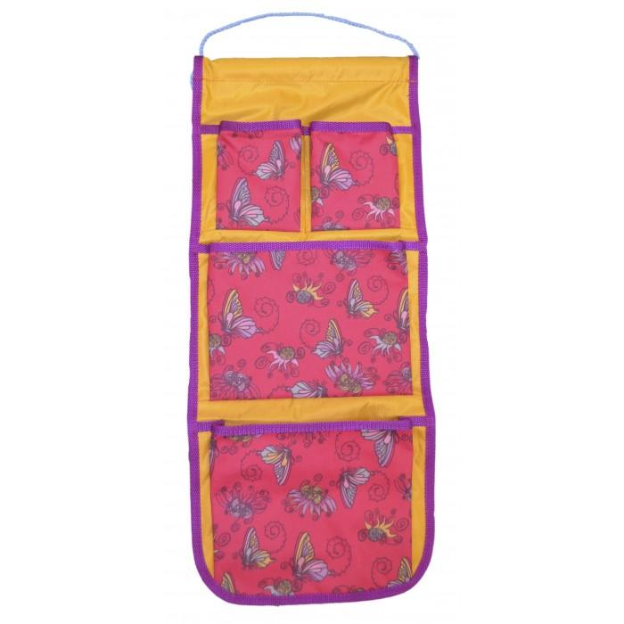 Карманы и панно Мирти Кармашек в шкафчик для детского садика Широкий