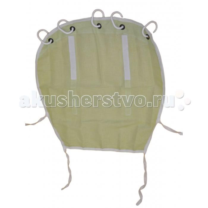 Аксессуары для колясок Мирти Шторка солнцезащитная аксессуары для колясок мирти коврик накидка дышащая для коляски