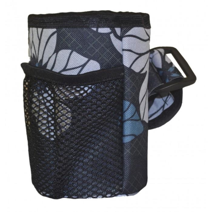 Аксессуары для колясок Мирти Сумка-бутылочница для коляски Принт аксессуары для колясок мирти коврик накидка дышащая для коляски