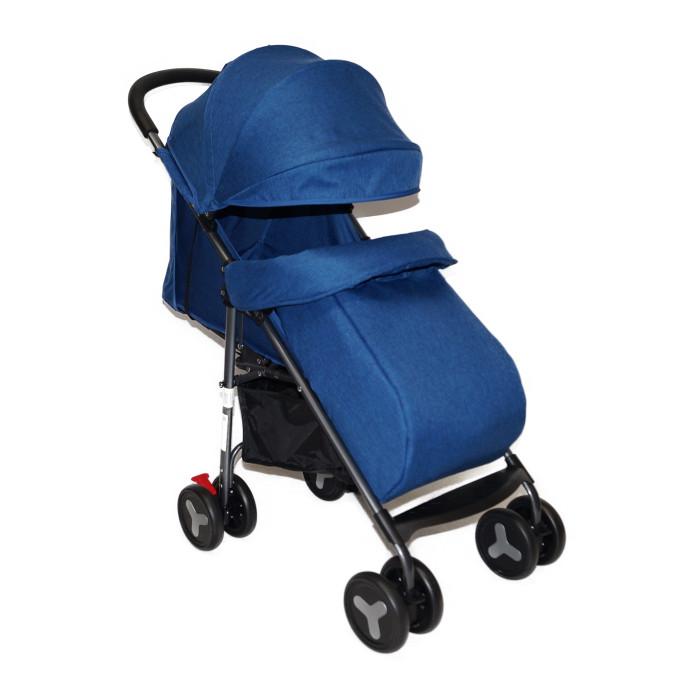 прогулочная коляска мишутка yk 8 синяя Прогулочные коляски Мишутка FK 8133 AB