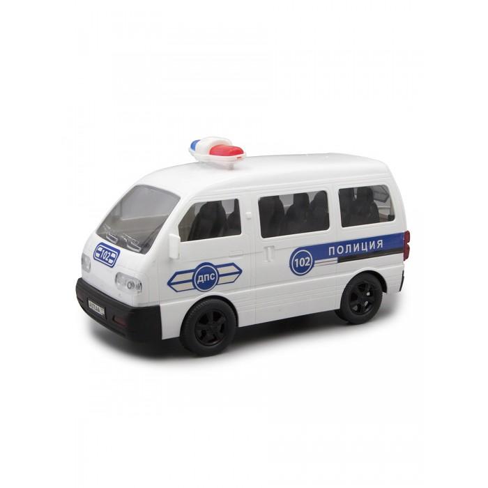 Машины Mittivoy Машина инерционная Полицейский Минивэн 25 см