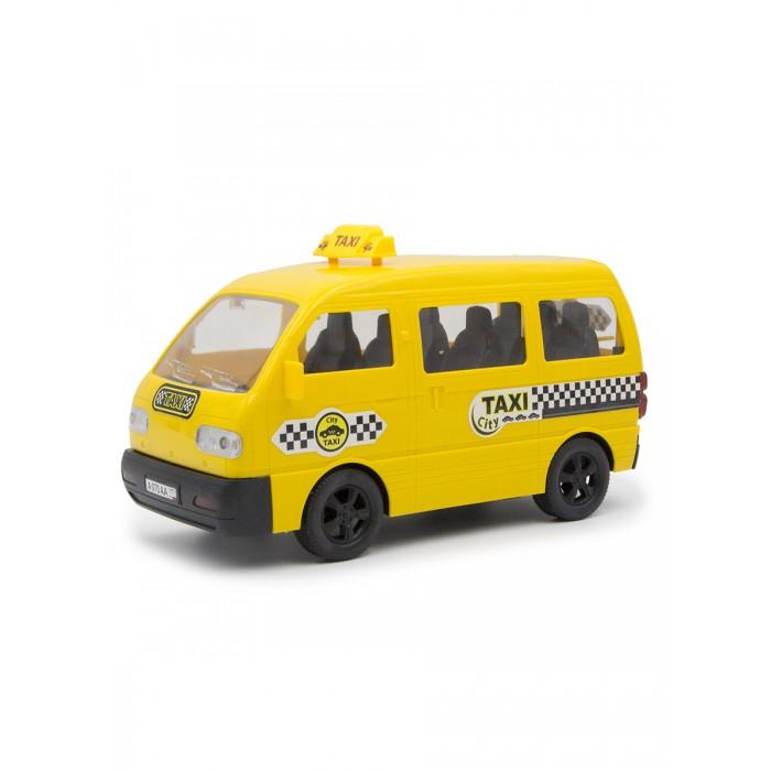 Машины Mittivoy Машина инерционная Такси Минивэн 25 см