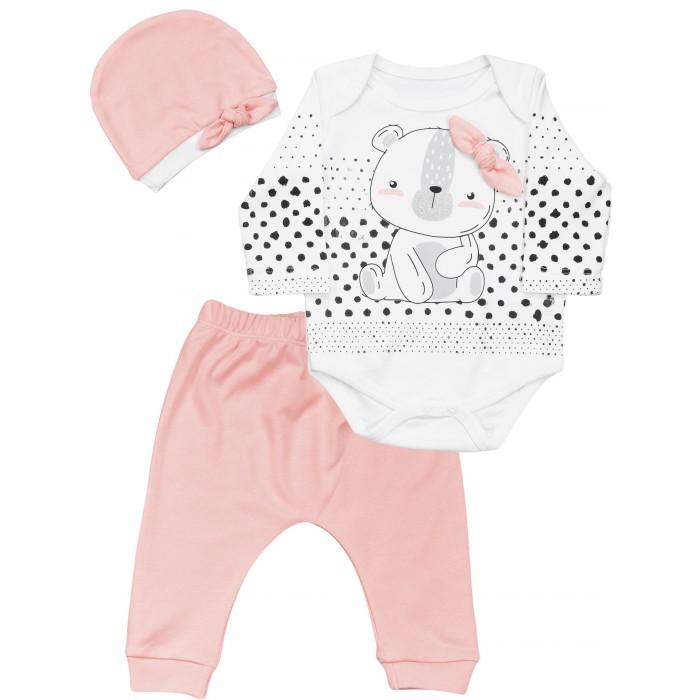 Фото - Комплекты детской одежды Mini World Комплект для девочки MW15737 комплекты детской одежды mini world комплект для девочки туника бриджи