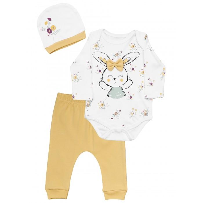 Фото - Комплекты детской одежды Mini World Комплект для девочки MW15739 комплекты детской одежды mini world комплект для девочки туника бриджи