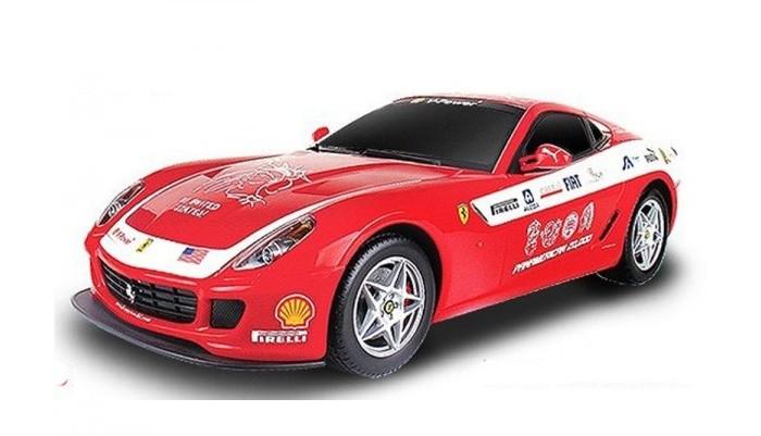 Фото - Радиоуправляемые игрушки Mjx Радиоуправляемый автомобиль 1:20 Ferrari 599 GTB Fiorano Panamerican радиоуправляемые игрушки mjx радиоуправляемый автомобиль 1 20 ferrari california