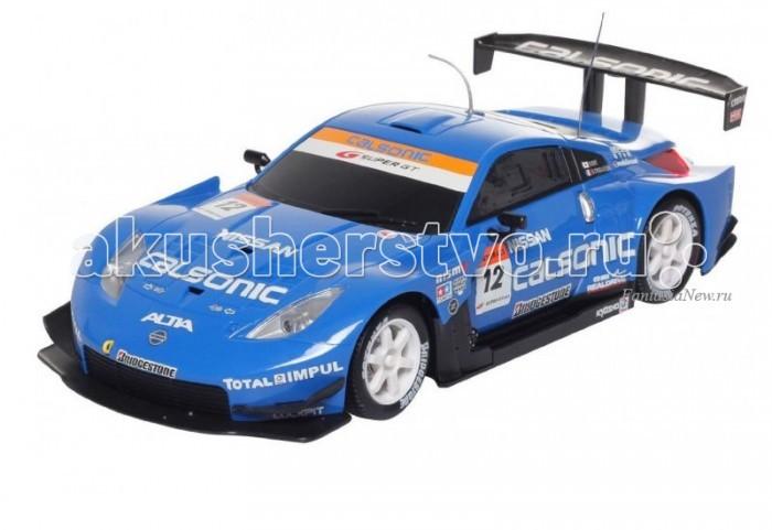 Машины Mjx Радиоуправляемый автомобиль 1:20 Nissan Fairlady Z Super GT 500 радиоуправляемый квадрокоптер mjx x300c hd 2 4g