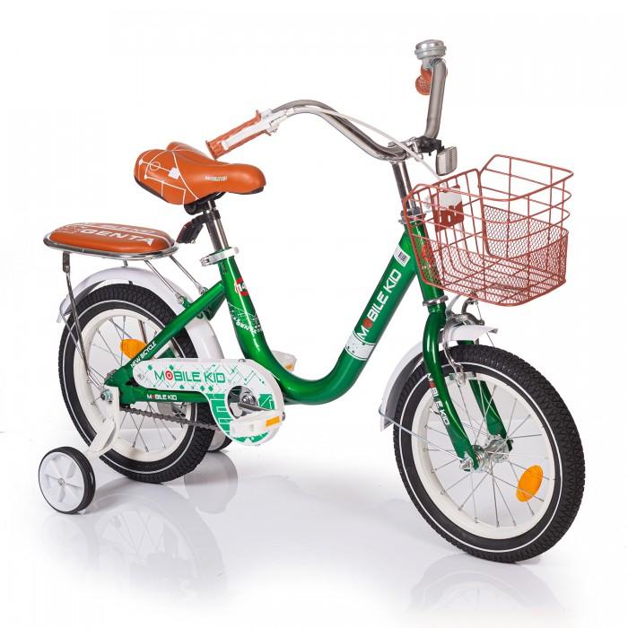 Картинка для Двухколесные велосипеды Mobile Kid Genta 14