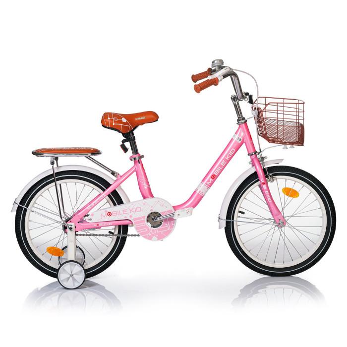 Велосипед двухколесный Mobile Kid Genta 18