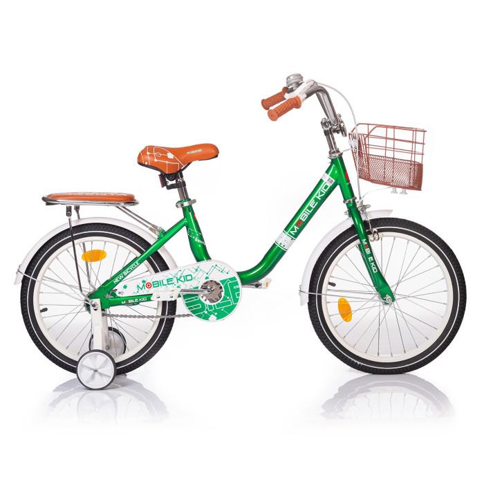 Картинка для Двухколесные велосипеды Mobile Kid Genta 18