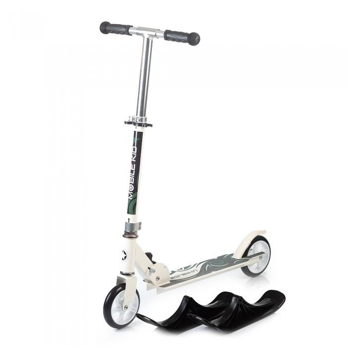 Двухколесный самокат Mobile Kid Сноускутер UniGlide 2 в 1