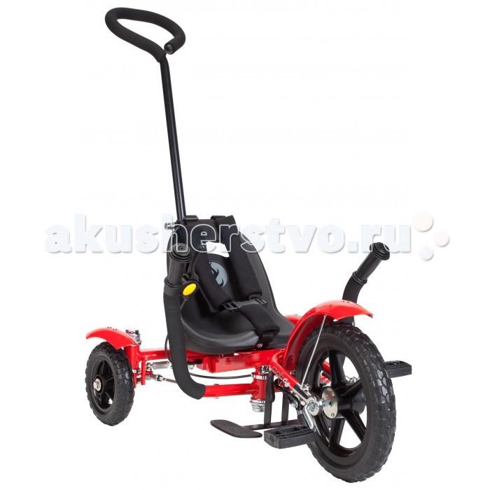 Детский транспорт , Трехколесные велосипеды Mobo Круизер Total Tot арт: 310544 -  Трехколесные велосипеды