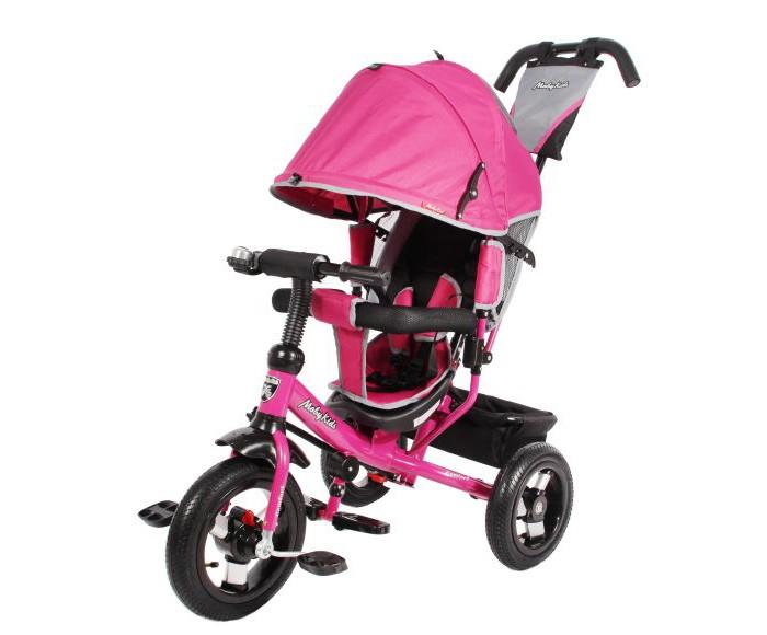 Трехколесные велосипеды Moby Kids Comfort 12x10 AIR, Трехколесные велосипеды - артикул:520246