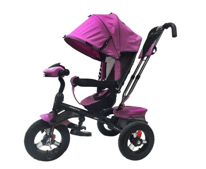 Детский транспорт , Трехколесные велосипеды Moby Kids Comfort AIR арт: 520231 -  Трехколесные велосипеды