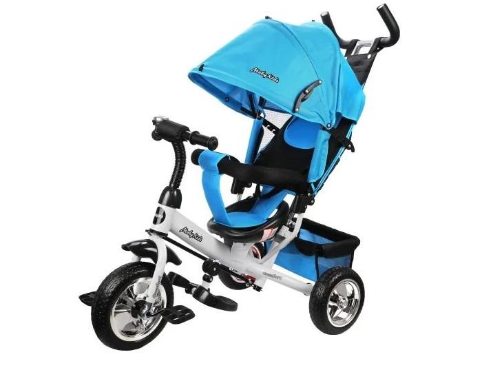 Трехколесные велосипеды Moby Kids Comfort Eva
