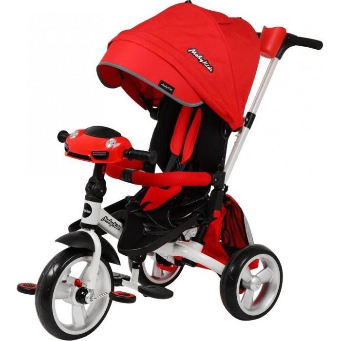 Трехколесные велосипеды Moby Kids Leader Eva Car