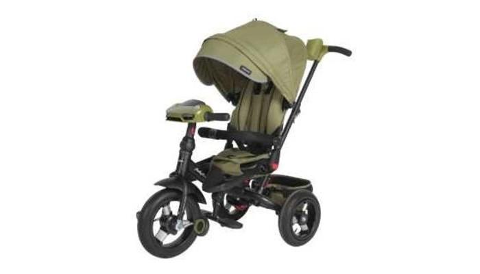 Купить Трехколесные велосипеды, Велосипед трехколесный Moby Kids Leader 360° 12x10 Air Car