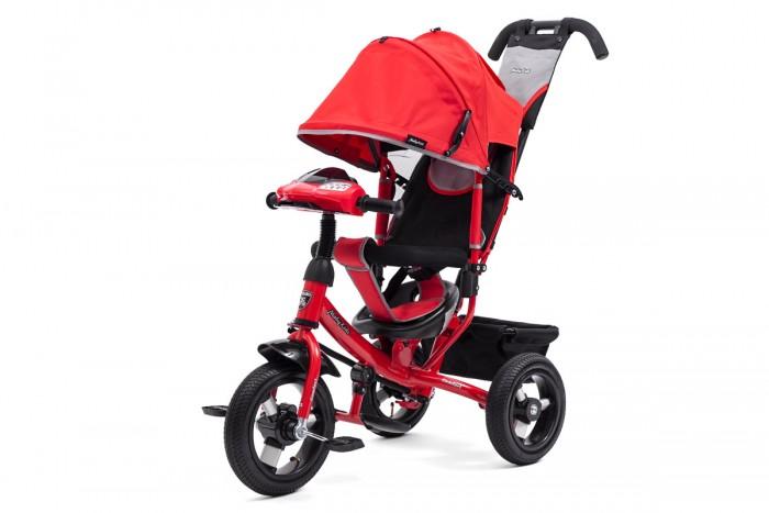 Детский транспорт , Трехколесные велосипеды Moby Kids Comfort AIR Car1 арт: 520241 -  Трехколесные велосипеды
