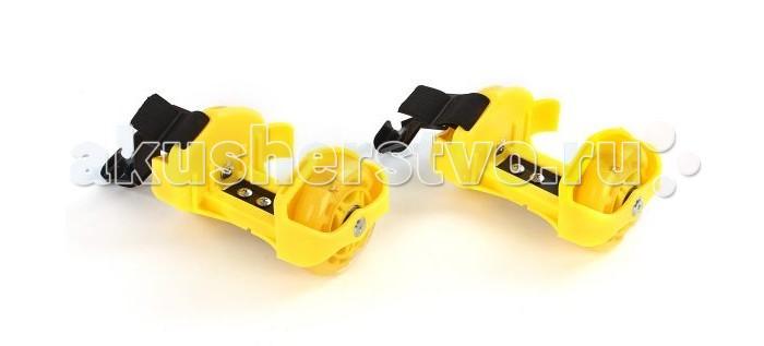 велосипеды 2 х колесные Роликовые коньки Moby Kids 2-х колесные