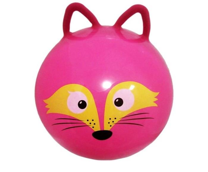 Мячи Moby Kids Мяч-прыгун 50 см moby kids для прыжков со звуком красный