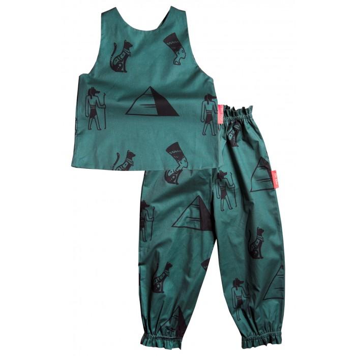 Купить Комплекты детской одежды, Moi Noi Комплект для девочки: топ и капри Египет