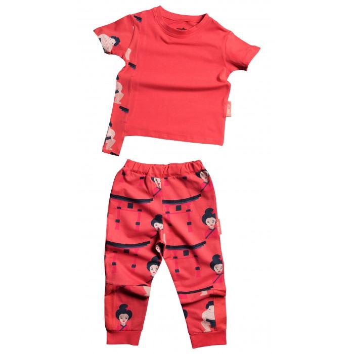 Купить Комплекты детской одежды, Moi Noi Комплект: футболка и брюки Япония