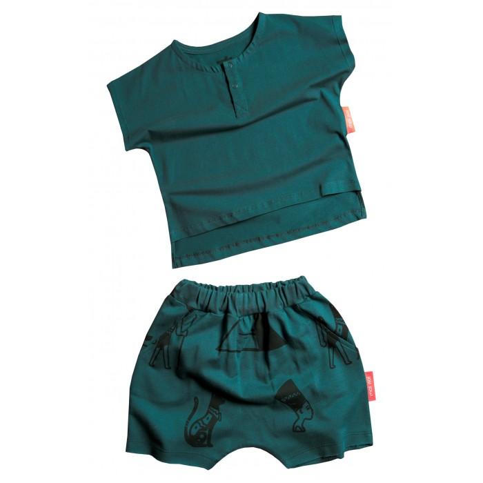 Купить Комплекты детской одежды, Moi Noi Комплект: футболка и шорты Египет