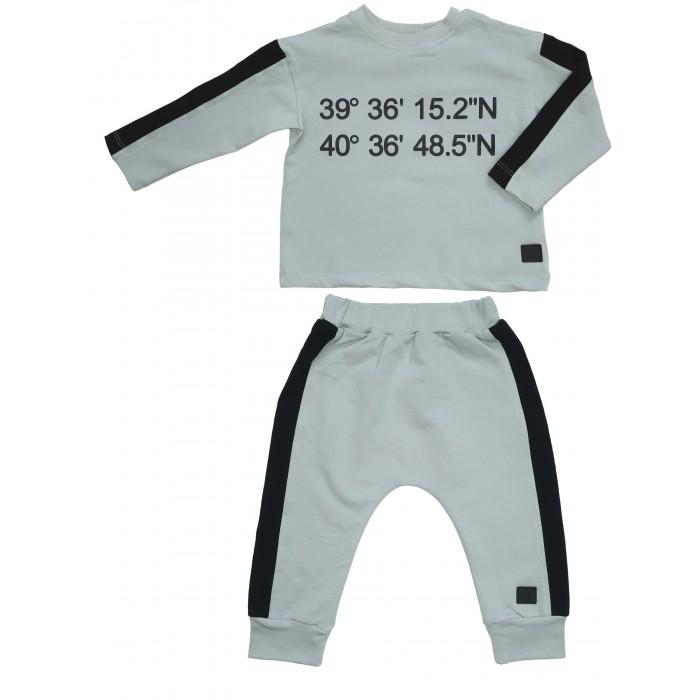 Купить Комплекты детской одежды, Moi Noi Комплект (лонгслив и брюки) MN50062