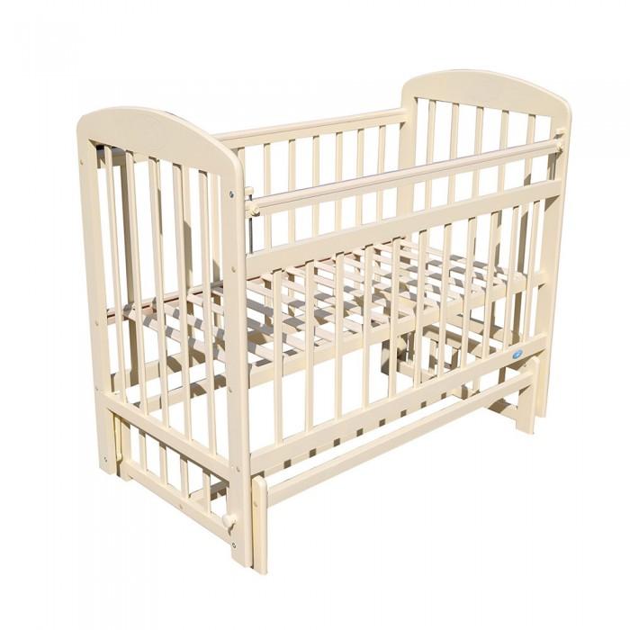 Детская кроватка Мой малыш 09 маятник универсальный с накладкой