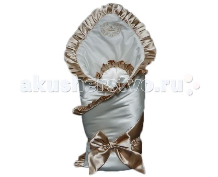 Мой Ангелок Конверт-одеяло на выписку М 4050Конверт-одеяло на выписку М 4050Конверт-одеяло Мой ангелок М-4050 приятно выделяется на фоне классических решений, привлекая внимание своим выдержанным шиком, лаконичной элегантностью и красотой.  Ничего лишнего и в то же время все очень опрятно и выразительно.  Одеяло-конверт теплое и просторное, классической формы, может использоваться в повседневной жизни для обеспечения комфорт малышу Конверт выполнен из сатина – плотной хлопковой ткани, декорирован кружевными рюшами, а в качестве мягкого теплоизолирующего наполнителя используется экологичный файберпласт – один из немногих стандартизированных материалов, одобренных нормами ЕС Также в комплекте с конвертом идет меховой пледик размер 70х70 см и красочный пояс с бантом Такой конверт прослужит долго, является классическим решением  Размер 100х100 см  Материал - сатин (хлопок 100%), атлас, мех.  Допустима машинная стирка при 30-40 °С<br>