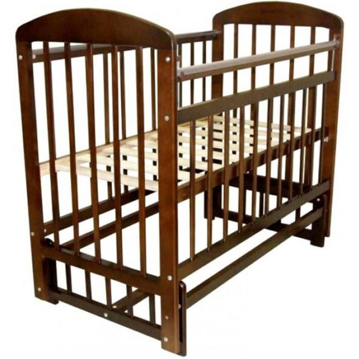 Детская кроватка Ивашка Мой малыш 9 маятник поперечный