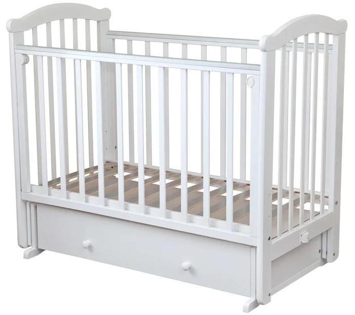 Купить Детские кроватки, Детская кроватка Можга (Красная Звезда) Ирина С-625 маятник поперечный