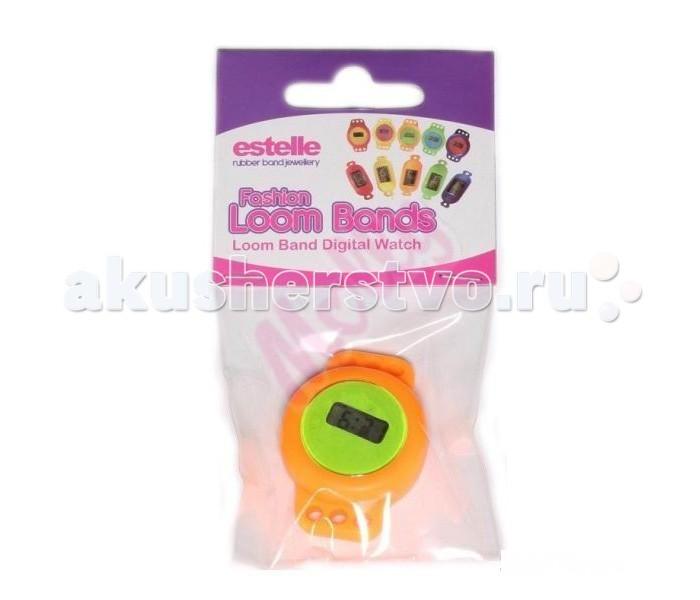 Наборы для творчества Molly Набор для плетения из резинок. Электронные наручные часы наборы для поделок loom набор резинок для плетения 2000 резинок крючек рагатка s зажим