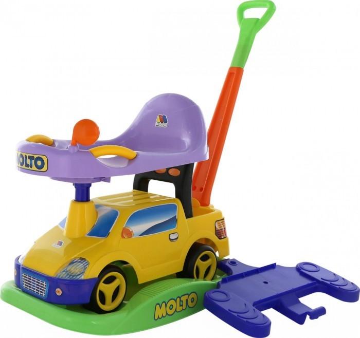 Картинка для Каталка Molto Автомобиль Пикап №2