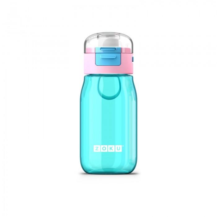 Бутылки для воды, Zoku Бутылка с крышкой 475 мл  - купить со скидкой