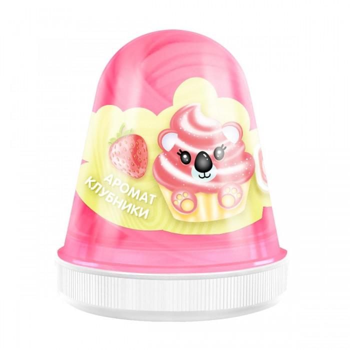 Развивающие игрушки Monsters Slime Слайм Fluffy Клубника