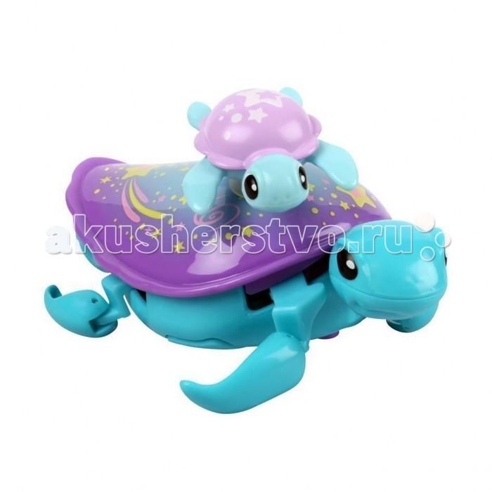 Интерактивная игрушка Little live Pets черепашка с малышом Sky the Star