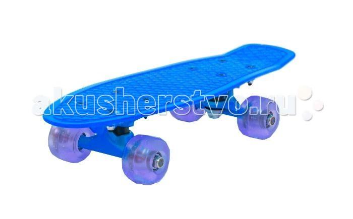 Скейтборды Moove&Fun Скейт пластиковый 17х5 стоимость