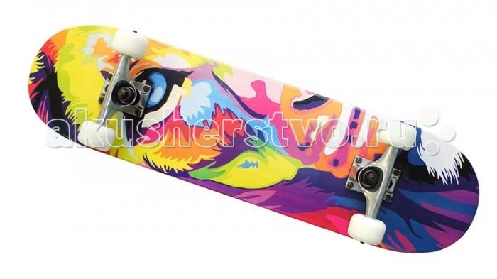 Moove&Fun Скейтборд клен