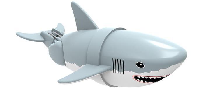 Интерактивные игрушки Море чудес Акула-акробат 12 см игрушка для ванны renwood акула акробат джабон цвет серый белый