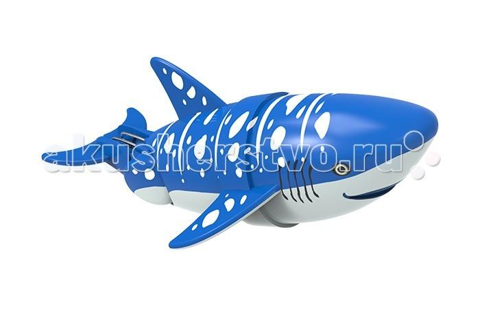 Интерактивные игрушки Море чудес Акула-акробат 12 см робот игрушечный море чудес море чудес роборыбка рыбка–акробат лаки с аквариумом