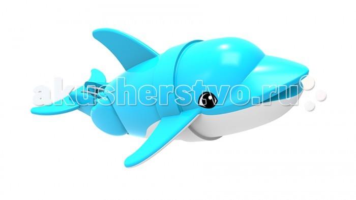 Интерактивные игрушки Море чудес Рыбка-акробат 12 см робот игрушечный море чудес море чудес роборыбка рыбка–акробат лаки с аквариумом