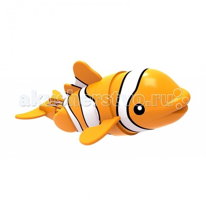 Интерактивные игрушки Море чудес Рыбка-акробат 12 см море чудес море чудес роборыбка рыбка–акробат лаки с аквариумом