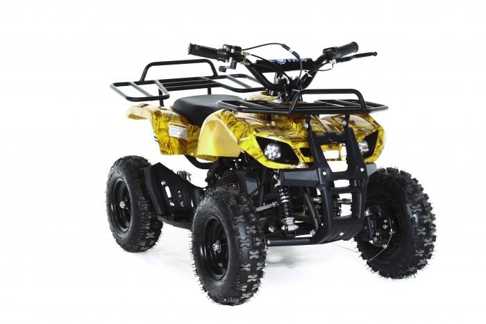 Купить Квадроциклы и миникроссы, Motax Квадроцикл детский бензиновый ATV Mini Grizlik Х-16 с электростартером и пультом