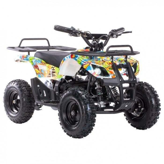 Квадроциклы и миникроссы Motax Квадроцикл Mini Grizlik Х-16 800W